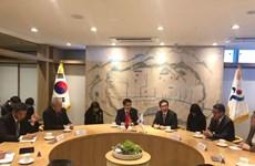 加强河内与韩国首尔的投资对接