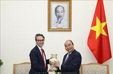 越南政府总理阮春福相信越南-欧盟关系将日益向前发展