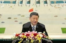 中国国家主席习近平:中越关系总体上保持积极的发展态势