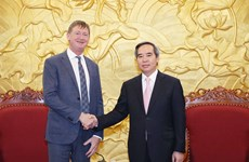 越南欢迎法国企业对越可再生能源进行投资