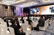 东盟首席法官理事会第七次会议:加快推进技术应用