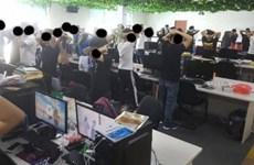 马来西亚警方破获一起在马中国公民最大网络电信诈骗案