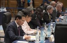 越南副外长裴青山率团赴日出席二十国集团外长会议