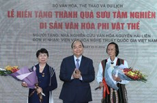 阮春福:文化特色是构成民族特色的核心要素之一