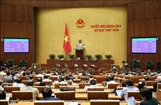 越南第十四届国会第八次会议进入最后一周