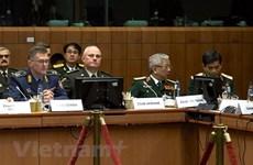 越南同欧盟举行国防安全对话