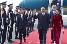 越南政府总理阮春福出席东盟-韩国对话关系30周年纪念峰会