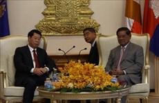 越南公安部同柬埔寨内务部加强合作
