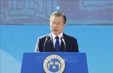 韩总统文在寅呼吁加强韩国-东盟文化合作