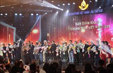 2019年越南电影节:致力建设一个人文、创新与积极融入的电影产业