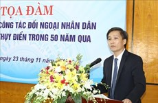 越南与瑞典促进友好合作关系