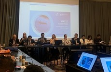 越南企业参加2019年第8届以色列国际水技术与环保展