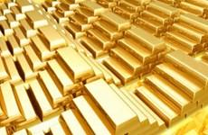 11月26日越南国内黄金价格下降10万越盾