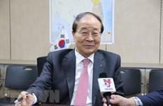 韩越友好协会主席高度评价民间外交与文化交流的作用