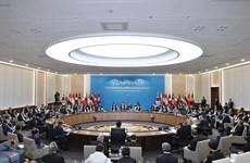 阮春福出席东盟与韩国建立伙伴关系30周年纪念峰会第二阶段会议