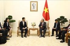 越南政府副总理张和平建议日本茨城县接纳更多越南劳务人员和实习生