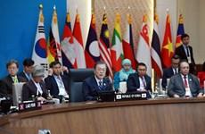 东盟与韩国携手促进地区共同繁荣发展