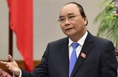 阮春福:最大限度地动员和利用一切资源  助力国家快速可持续发展