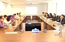 越南与印尼加强在金融监督领域的合作