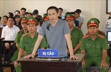 阮志永涉嫌危害国家安全罪被判6年监禁