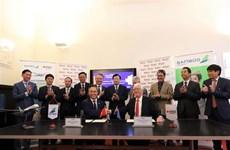 越竹航空公司促进河内-墨尔本直达航线的开通
