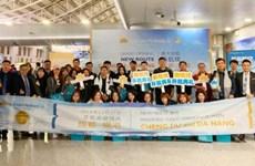 越航开通岘港至中国成都航线 特价往返机票100美元含税