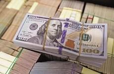 11月28日越盾对美元汇率中间价上涨1越盾