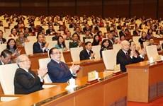 越南第十四届国会第八次会议:专题询问方式继续得到积极的改善