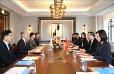 越南与韩国携手共同援助多项合作研究项目