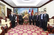 越南外交部庆祝老挝国庆44周年