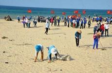 越南积极推动东盟环境合作活动成效