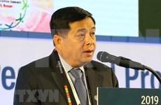 首届越南与澳大利亚经济伙伴部长级会议在澳大利亚举行