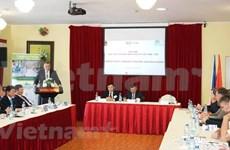 加大贸易促进力度  推动越南与捷克经济合作发展