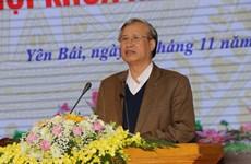 越共中央书记处常务书记在安沛省开展接待选民活动