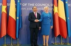 进一步密切越南与罗马尼亚的双边合作关系