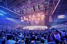 第30届东南亚运动会正式开幕