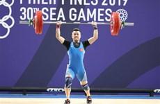 第30届东南亚运动会:第一比赛日越南在奖牌榜上排名第二
