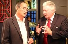 胡志明市市委书记对澳大利亚进行特别访问