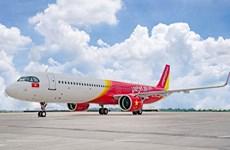 """越捷航空公司再次入围""""2020年世界超节省航空公司""""名单"""