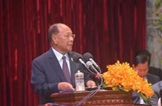 柬埔寨救国团结阵线成立41周年庆典隆重举行