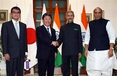 日本和印度承诺与东盟合作  为地区和平与繁荣做出贡献