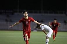 越南队2-1逆转战胜印尼队保持B组头名