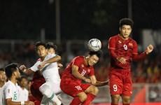 2019年东南亚运动会男子足球项目:印尼男足主教练希望和越南队在决赛中再见