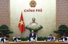 政府总理阮春福主持召开政府11月份例行会议