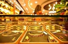 12月3日越南国内黄金价格上涨