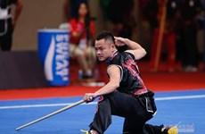 第30届东南亚运动会:3日上午越南队夺得三枚金牌