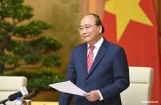 政府总理阮春福致信鼓舞国家男足队主教练朴恒绪和越南体育代表团