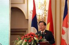 越老柬三国农民友好交流会正式闭幕