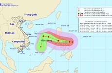 """菲律宾马尼拉国际机场受台风""""北冕""""影响暂时关闭"""