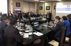 越南与埃及加强对接扩大双向投资贸易往来